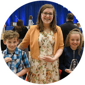 Taylor Spice - 2018 Youth of the Year