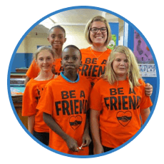 Find Friendship at the Boys & Girls Club