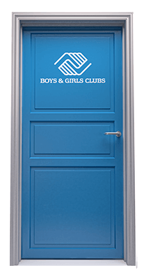 Boys & Girls Club Front Door